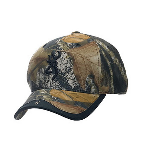 Browning Browning Gunner Camo Hat Mossy Oak Infinity/Black XX Large 308129205