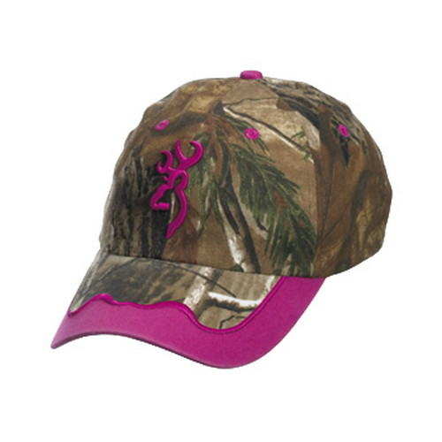 Browning Browning Issi For Her Cap Realtree Max 4/Magenta 308135241