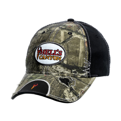 Browning Browning Hell's Canyon Overlook Cap, Mossy Oak Infinity/Black 308137201