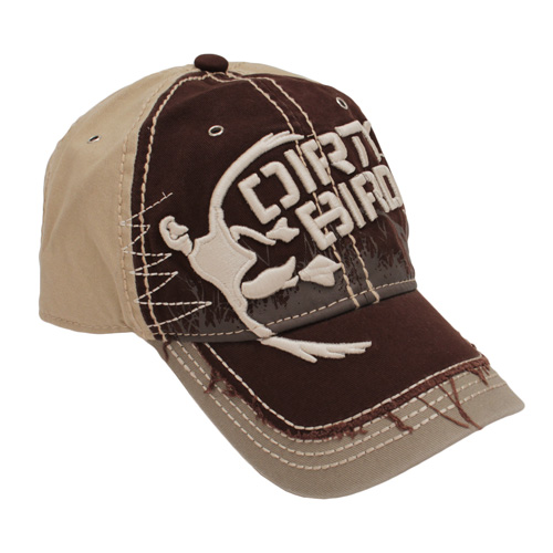 Browning Browning Dirty Bird Skiff Cap, Brown/Tan 308140891