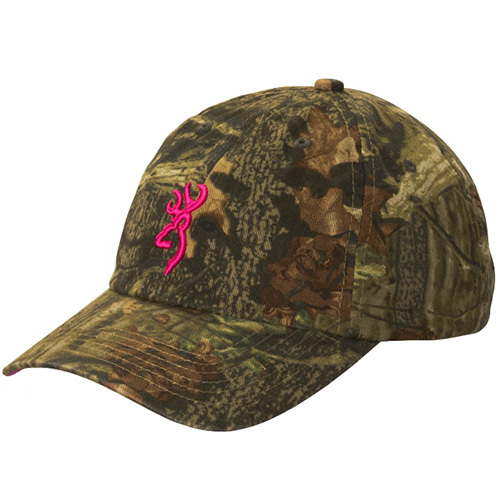 Browning Browning Lady 3D Buckmark Mossy Oak Infinity/Pink 308179202