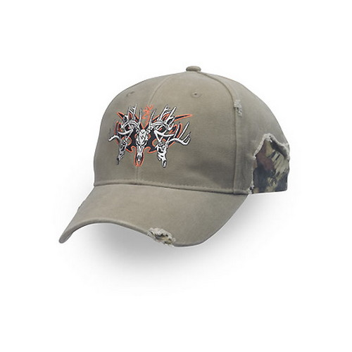 Browning Browning Rugged Bucks Hat Khaki/Mossy Oak Infinity 308229581