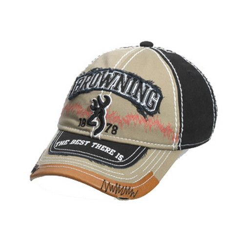 Browning Browning Elk Ridge Cap Tan 308236681