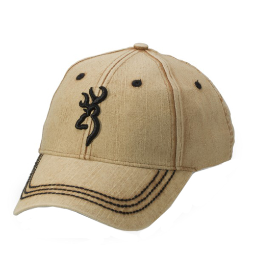 Browning Browning Stonehaven Cap Men's, Brown 308243581
