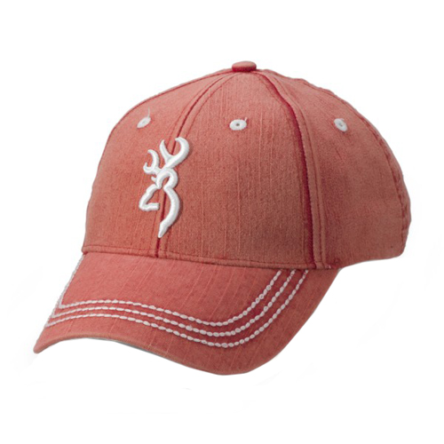 Browning Stonehaven Cap Ladies, Red