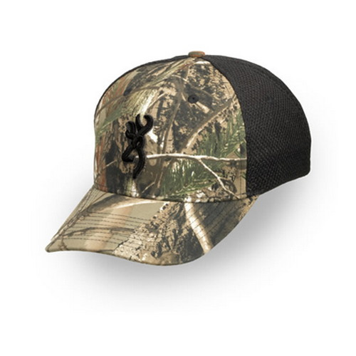 Browning Browning Breeze Mesh Back Cap Realtree AP Camo, Black 308325211