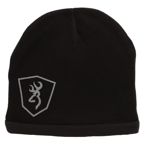 Browning Browning Echo Knit Black Beanie 308554991