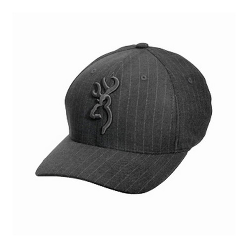Browning Browning Pinstriper Cap Charcoal Large/X-Large 308701794
