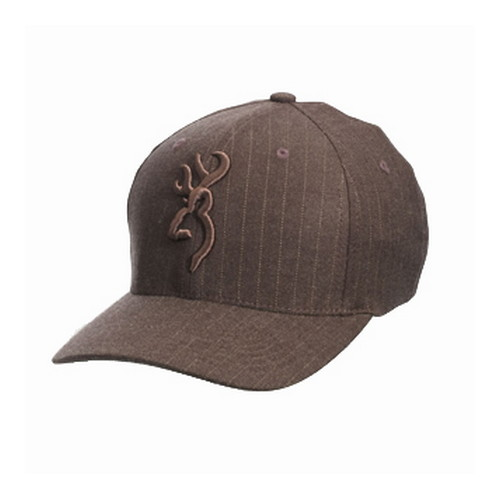 Browning Pinstriper Cap Brown Large/X-Large
