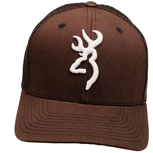 Browning Browning Colstrip Flex Fit Cap Brown Large/X-Large 308702984