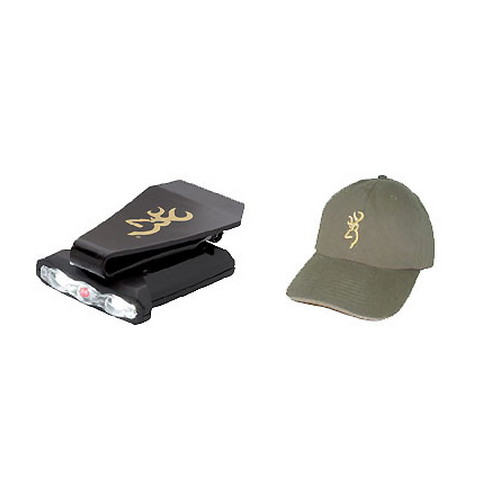 Browning Night Seeker/Cap Combo Olive