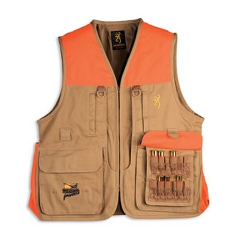 Browning Pheasants Forever Vest Large