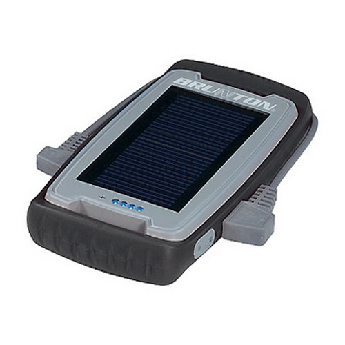 Brunton Brunton Freedom Solar Panel/2200mAh Battery Black F-FREEDOM-BK