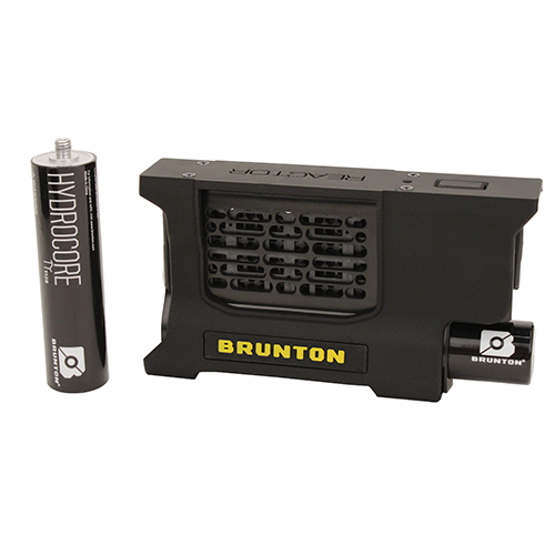 Brunton Brunton Hydrogen Reactor Fuel Cell Black F-REACTOR-BK