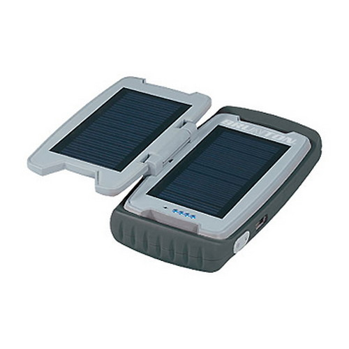 Brunton Brunton Restore 2 Solar Panel/2200mAh, Battery Black F-RESTORE-BK