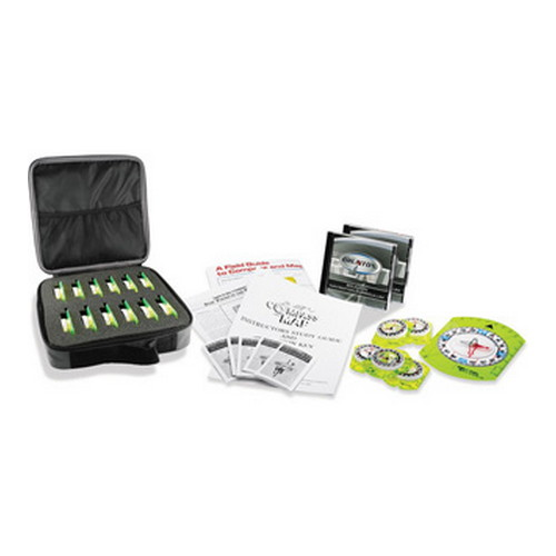 Brunton Brunton Classic Education Kit 24- 9020G F-8900C-24