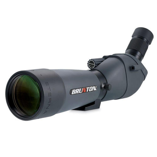 Brunton Brunton Eterna 80mm ED Spotting Scope, 20-60x Angled Eyepiece F-9080EDW-A