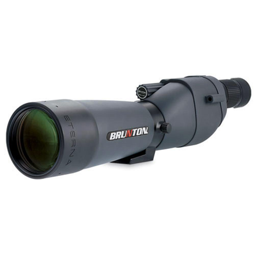 Brunton Eterna 80mm ED Spotting Scope, 20-60x Straight Eyepiece