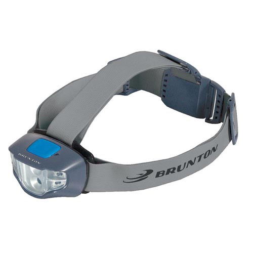 Brunton Brunton Glacier Light 200, Rechargeable Li-ion Green Light, 90 Lumens F-GLACIER200