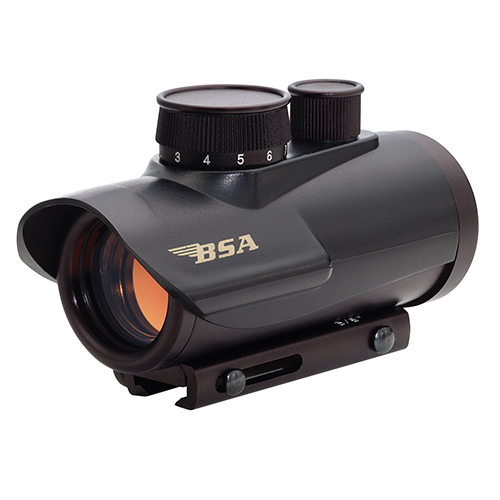 BSA Illuminated Dot 30mm Red Dot 5 MOA RD30