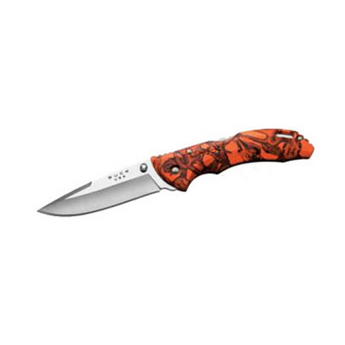 Buck Knives Bantam Orange Head Hunterz Mid-Size