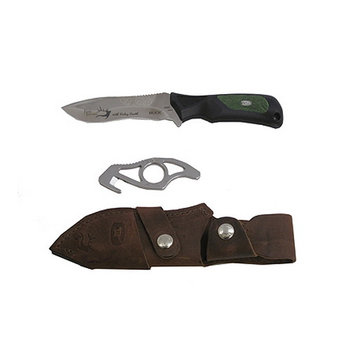 Buck Knives Buck Knives Ergo Hunter Adrenaline Guthook Ring, Pro S30V 88GRSHH