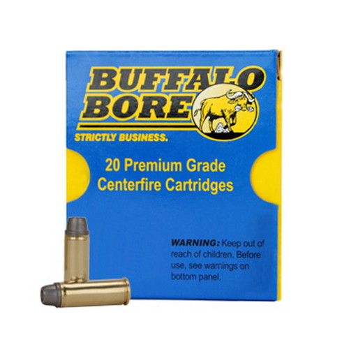 Buffalo Bore Ammunition Buffalo Bore Ammunition 38 Super +P (Per 20) 115 Gr JHP 33A/20
