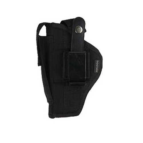 Bulldog Cases Belt Holster, Ambidextrous Fits Ruger Mark Style Autos 5-6.88