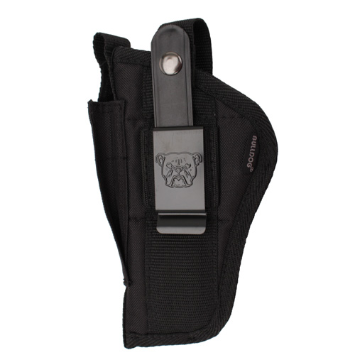 Bulldog Cases Bulldog Cases Belt Holster, Ambidextrous Fits Large Frame Autos 4-4.5