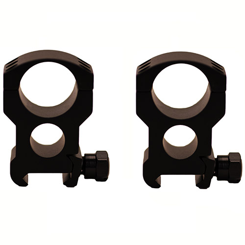 "Burris 1"" Xtreme Tactical Rings 1"" Extra High 420183"