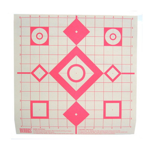 Burris Sight-in Targets Package of 10