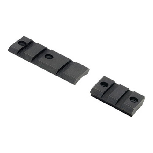 Burris XTB Weaver-Style Solid Steel Bases Winchester 70, 2 piece, Matte Black 410605