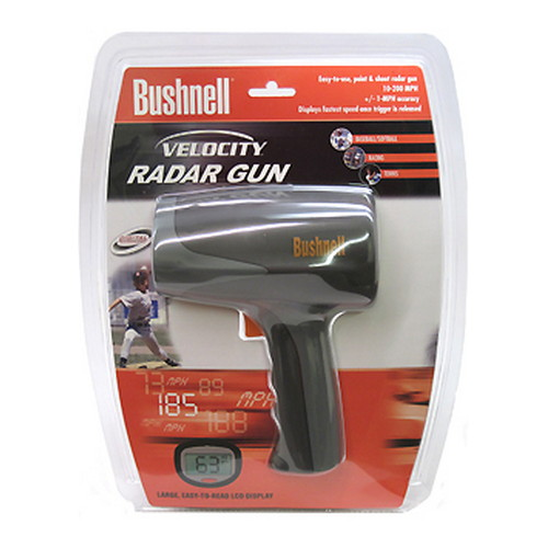 Bushnell Bushnell Velocity, Grey, Point/Shoot Speed Gun 101911
