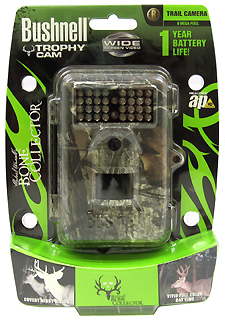 Bushnell Bushnell 8MP Trophy Cam Bone Collector Realtree AP Camo, Night Vision 119445C