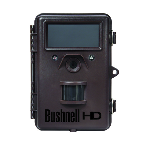 Bushnell 8MP Trophy Cam HD Black LED Night Vision Viewer Field Scan 2