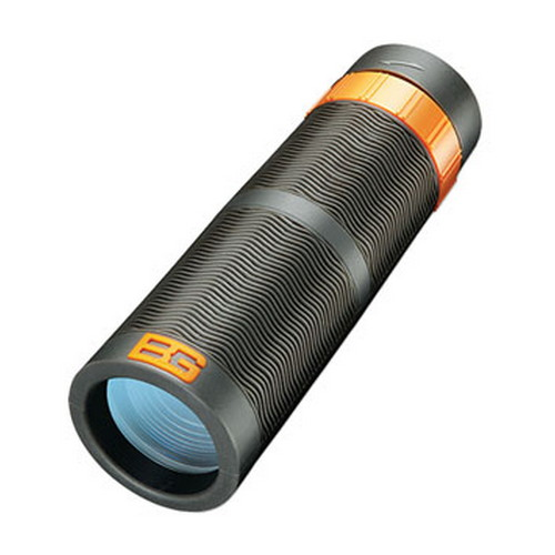 Bushnell Bear Grylls Monocular 10x42 Black Roof,Twist-Up Eyecups 180932C
