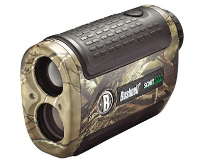 Bushnell Laser Scout 1000 Rangefinder ARC with RT AP Camo
