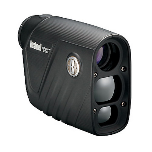 Bushnell Sport 850 Rangefinder, 4x20mm, Black, Vertical Configuration