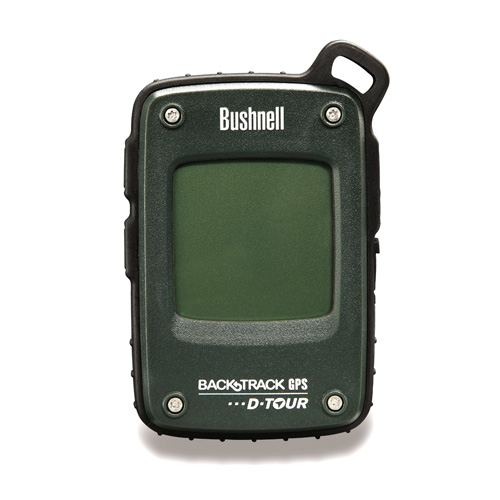 Bushnell BackTrack GPS D-Tour Green, Clam Pack