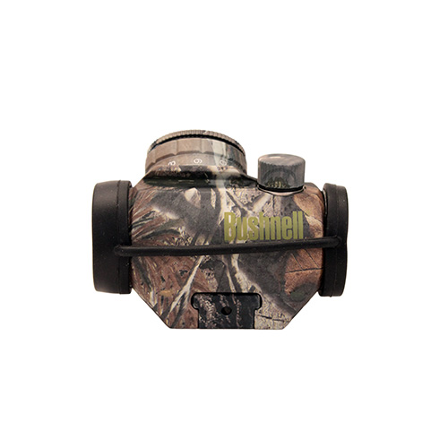 Bushnell Bushnell Trophy Red Dot Scope 1x25 TRS-25 3 MOA Red Dot, Realtree APG Camo 731309