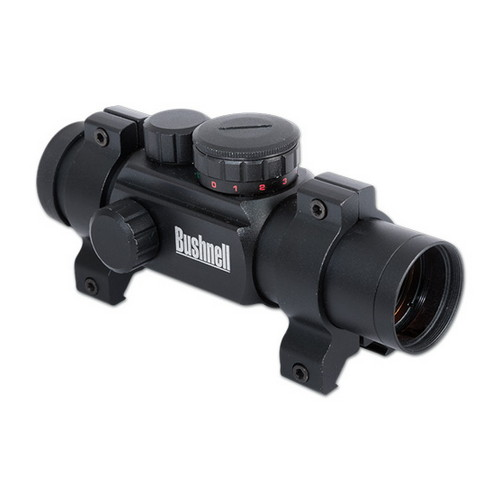 Bushnell Bushnell 1x28mm, Red Dot, Matte Black, Clam Pack AR730135C