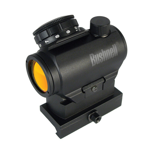 Bushnell TRS-25 3 MOA Red Dot Sight w/Hi-Rise Mount Clam Pack