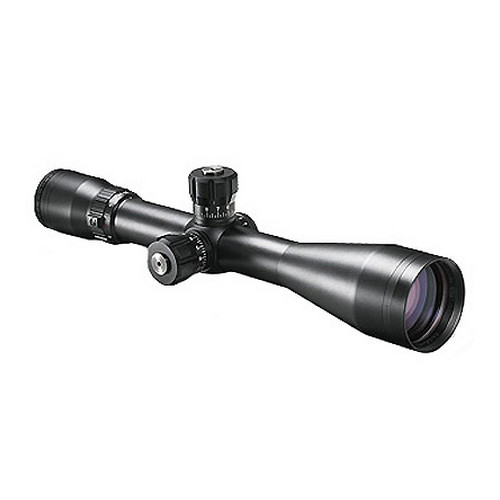 Bushnell Bushnell Elite Tactical Riflescope 4.5-30x50mm, Matte Black, Mil-Dot Reticle, 30mm Tube, Side Focus ET4305