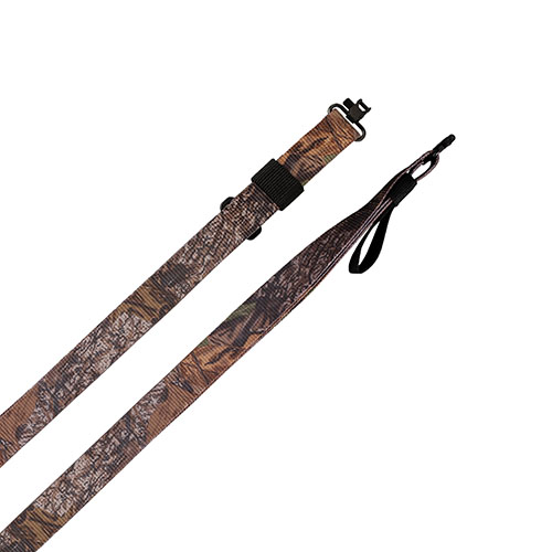 Butler Creek Butler Creek Rifle Sling Quick Carry, Mossy Oak Camo 80092