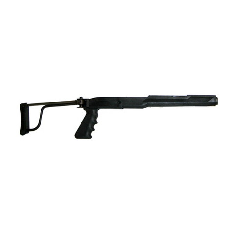 Butler Creek Butler Creek Folding Stocks Ruger Mini 14/30, Black MC-B