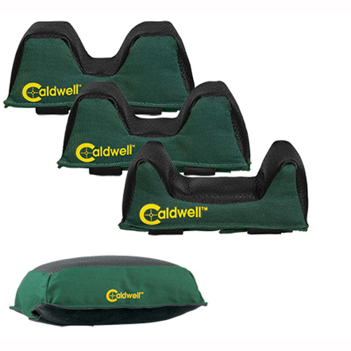 Caldwell Caldwell 4-Bag Set Narrow, Medium, Wide, Rear Unfilled 421196