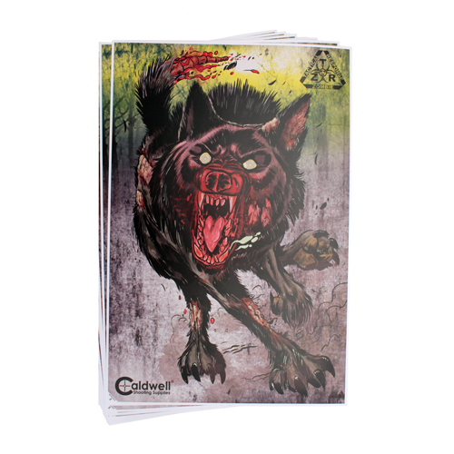 Caldwell Caldwell ZTR Zombie Flake-Off 8 Pack Wolf 791403
