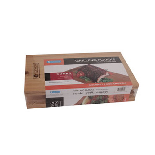 Camerons Products Camerons Products Grill Plank Combo Alder/Cedar 8-Pack ACGPX8