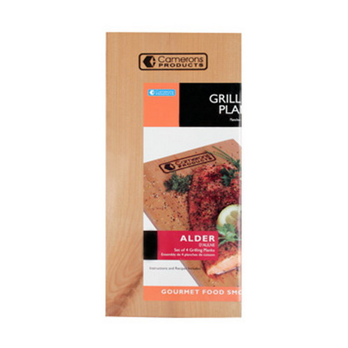 Camerons Products Camerons Products Grilling Plank Alder 8-Pack AGPX8