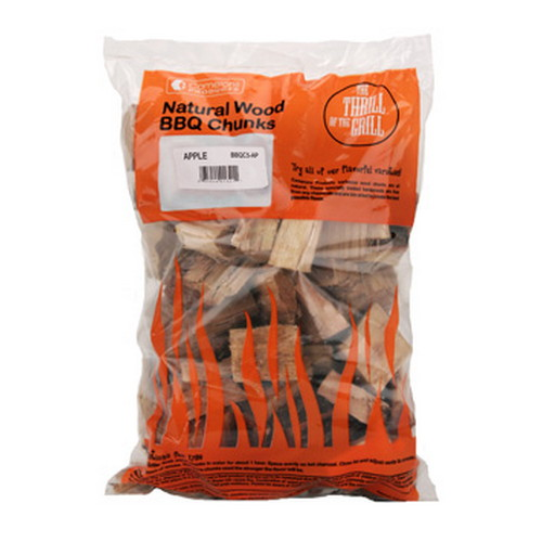 Camerons Products Outdoor BBQ Chunks 5 lb Bag Apple